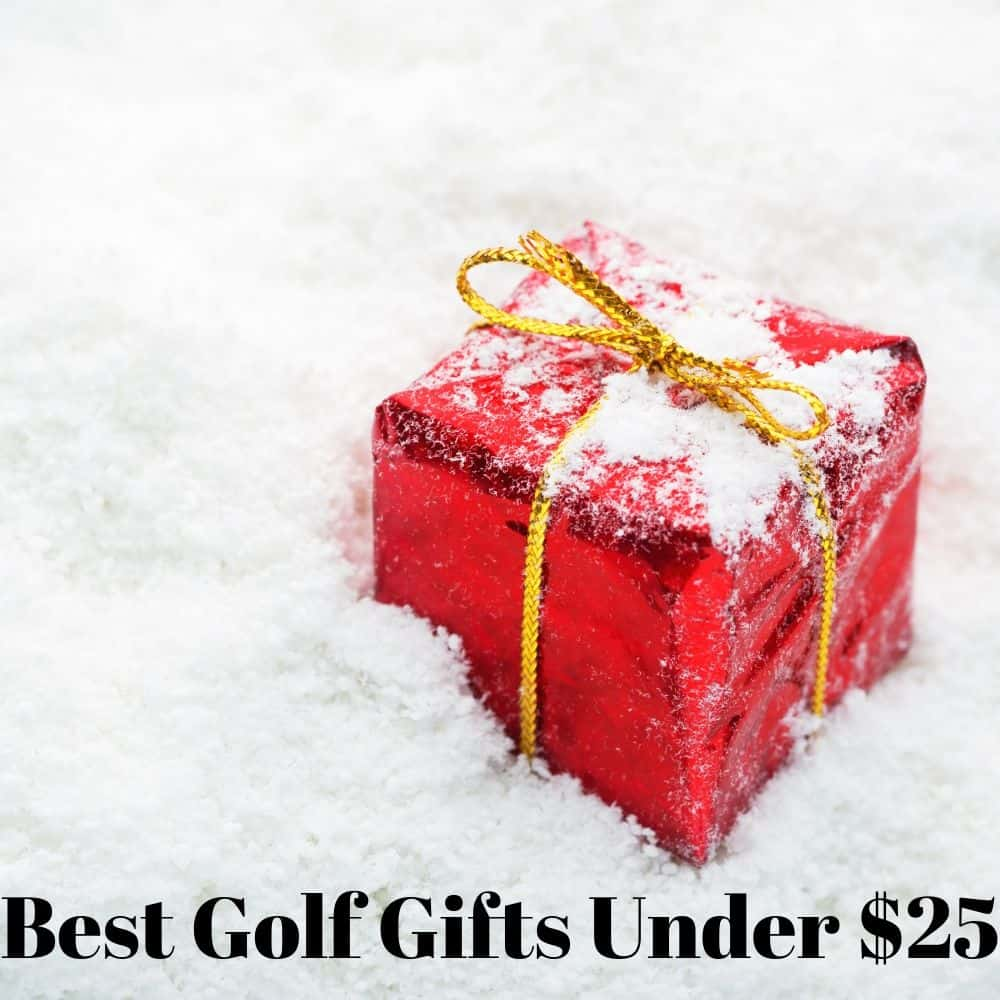 Best Golf Gifts Under $25