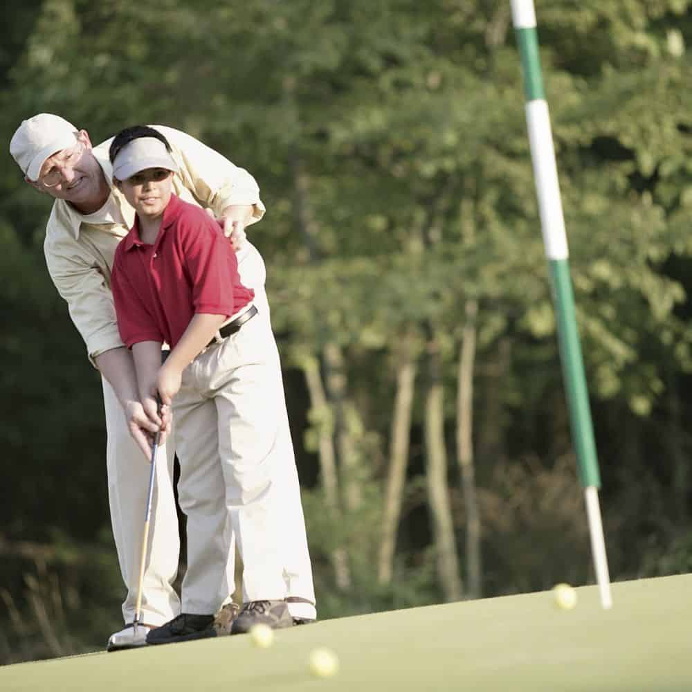 Finding the Right Golf Instructor