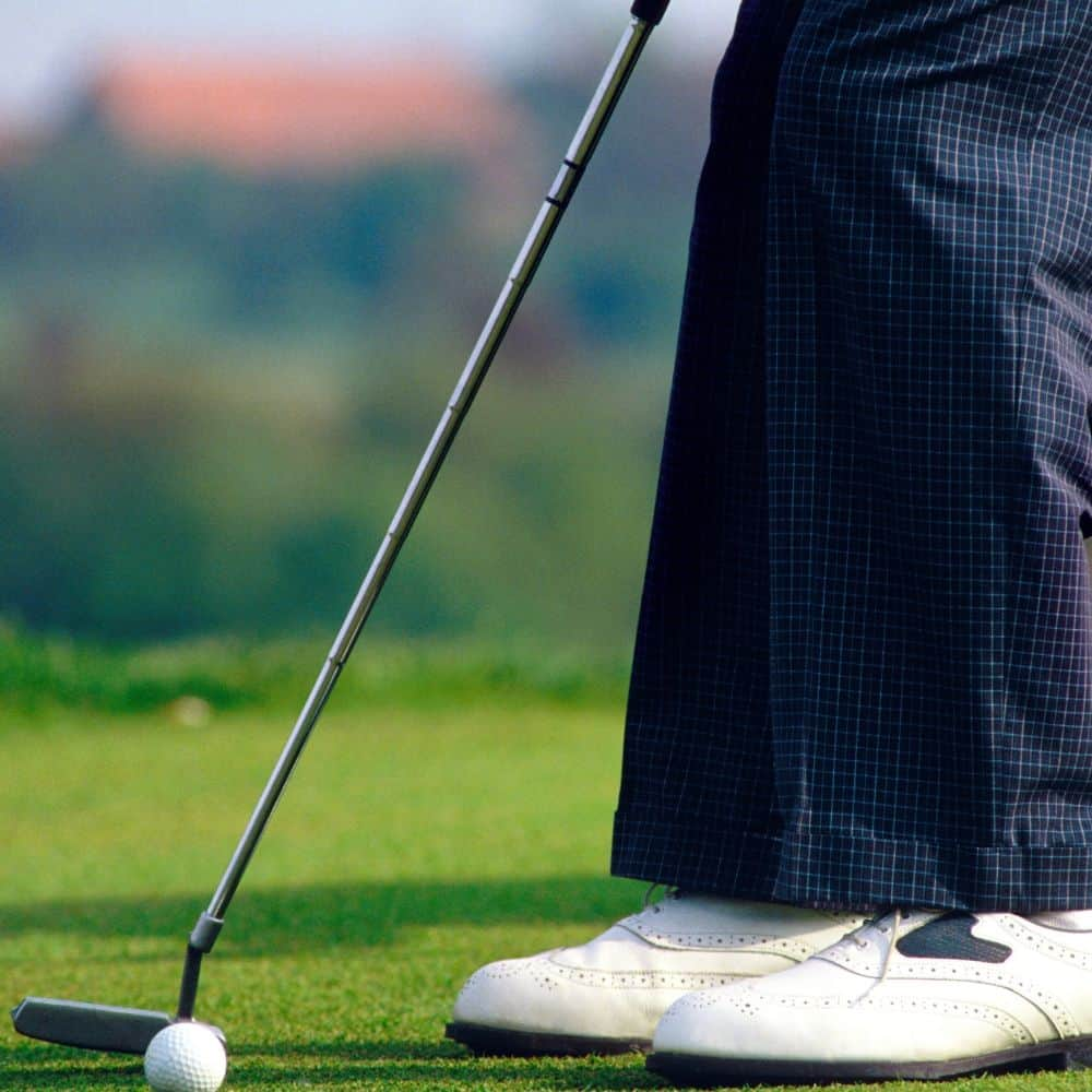 How to Align Properly in Golf Using Three Simple Tricks