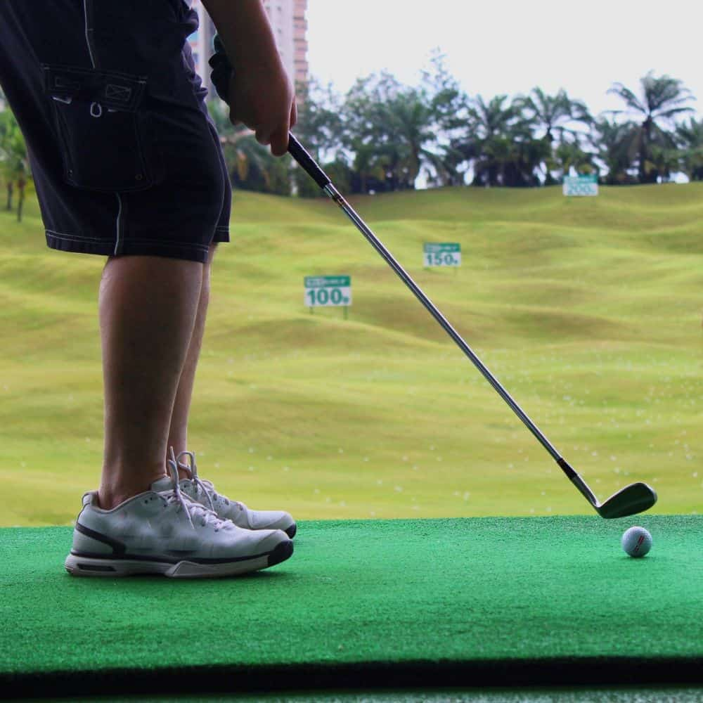 How to Efficiently Practice on the Driving Range