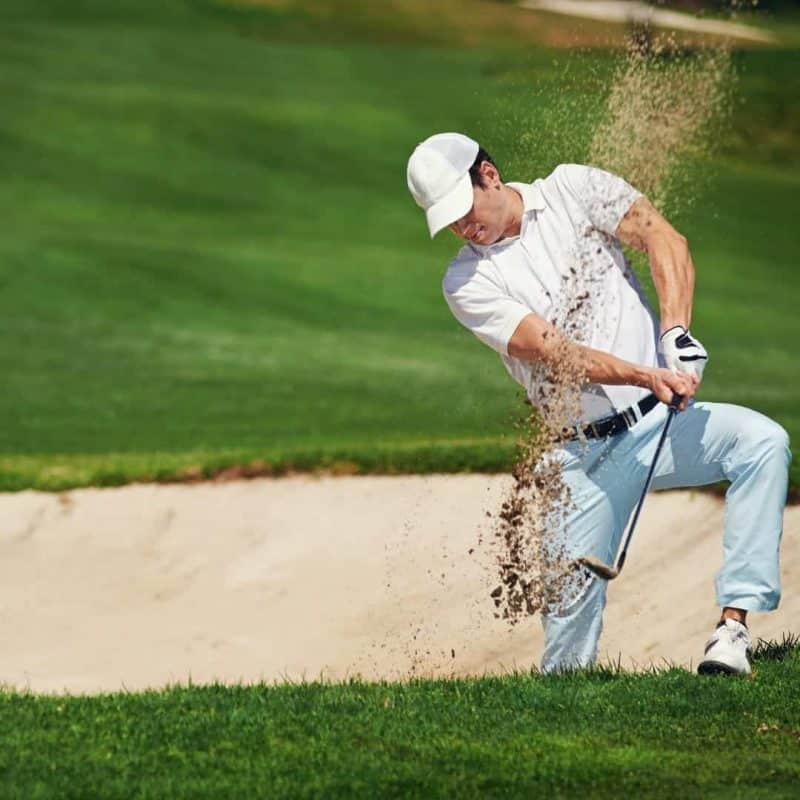 How to Hit Out Of the Bunker