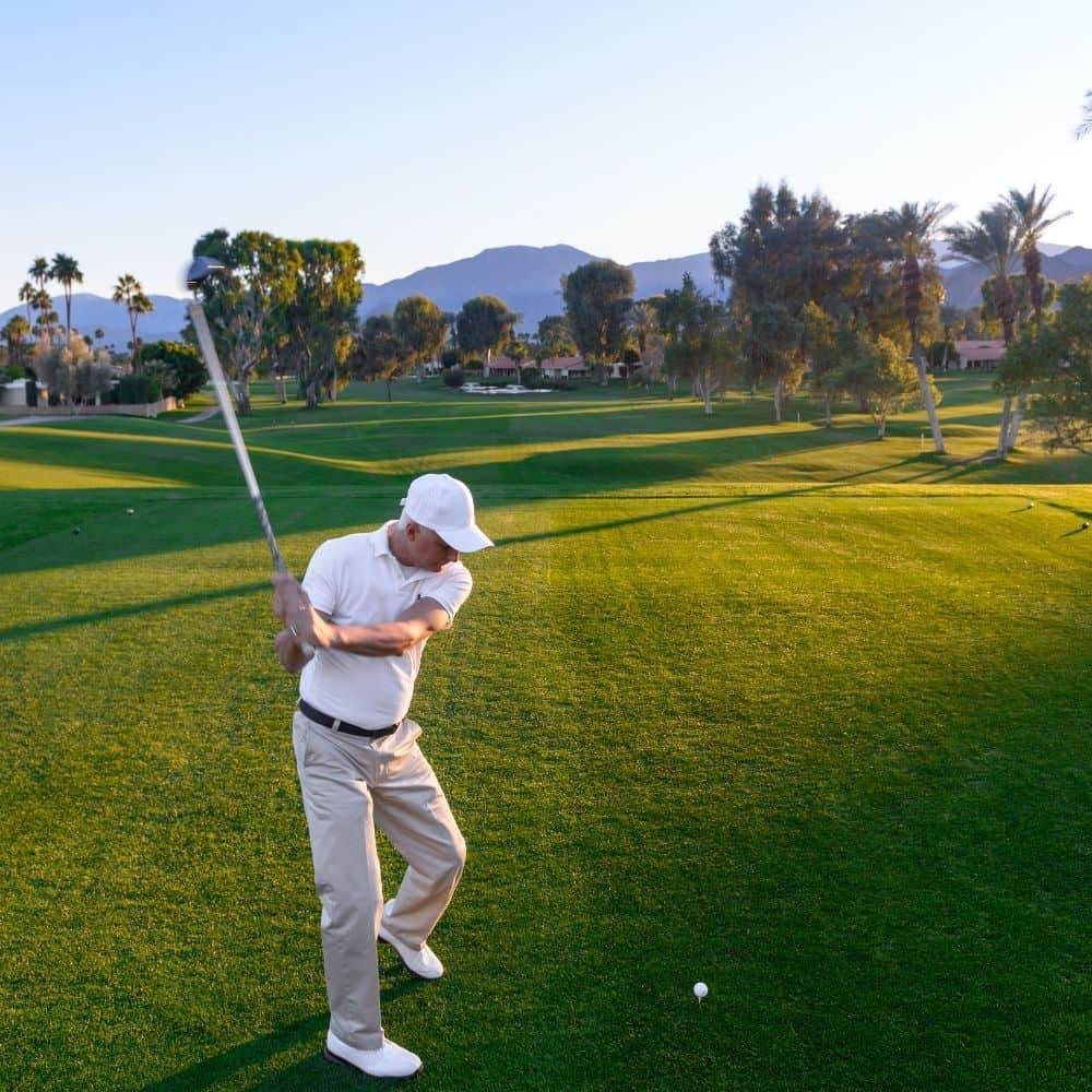 How to Make a Backswing Easy Way